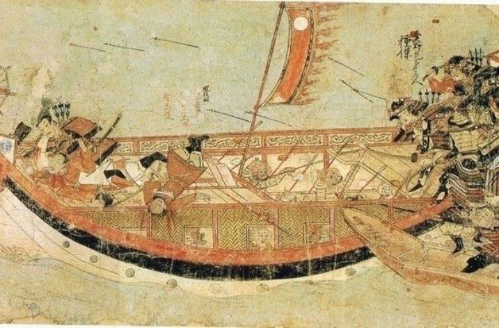 Japonlar Kubilay Han'ın Gemisini Araştırmaya Devam Ediyorlar