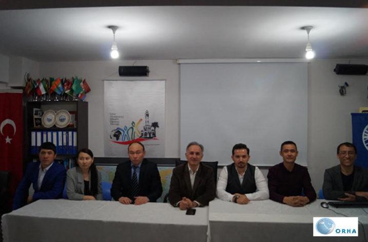 İzmir Çalıştayından Kafkasya ve Türkistan'a İşbirliği Önerileri