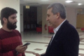 Ege Üniversitesi Rektörü Yılbaşı Gecesini Öğrencilerle Geçirdi