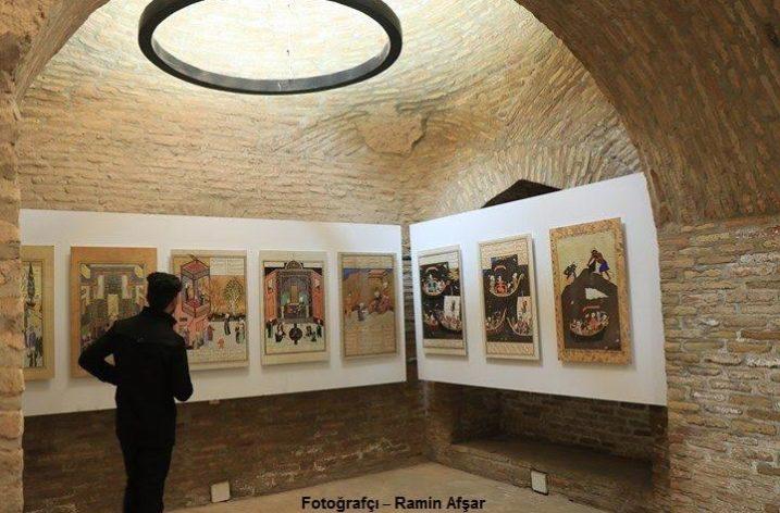 Herat'ta Timurlular Dönemine Ait Minyatür Sergisi Açıldı