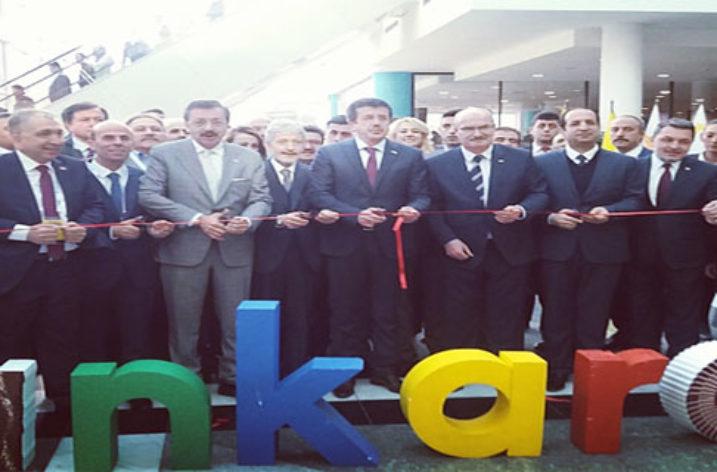 Ankara'da Marka Rüzgarı