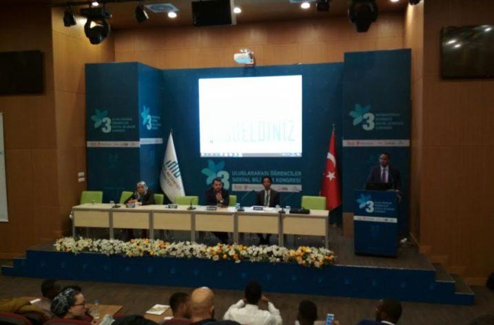 Uluslararası Genç Sosyal Bilimciler İstanbul'da Buluştu