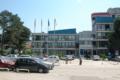 Gostivar'da Türk Bayrağı Kabul Edildi