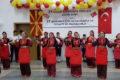 Konçe'de Makedonya Türklerinin Eğitim Bayramı Kutlandı