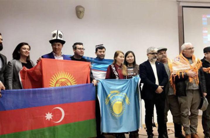 """""""Türk Dünyasının Dünü, Bugünü ve Yarını"""" Paneli"""
