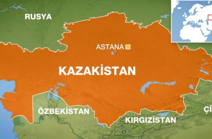 Kazakistan'da Çağdaş Hıristiyan Mezhepleri ve Güvenlik Sorunu