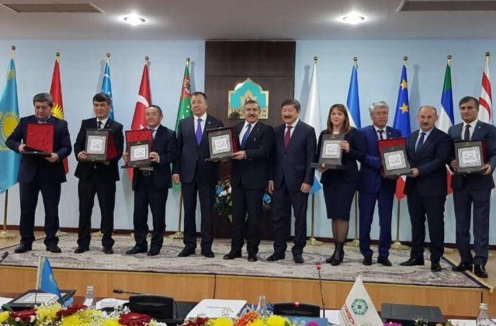 Türk Dünyasının 2018 Anma Yılı
