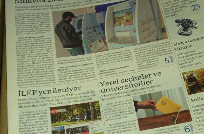 """""""Görünüm Muhabirleri Geleceğe Hazırlıyor"""""""