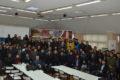 Uluslararası Öğrencilerden Afrin'e Dua