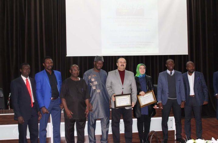 Konya'da Afrikalı Öğrenci Temsilcileri Çalıştayı