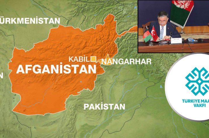 Maarif Vakfı Afganistan'da