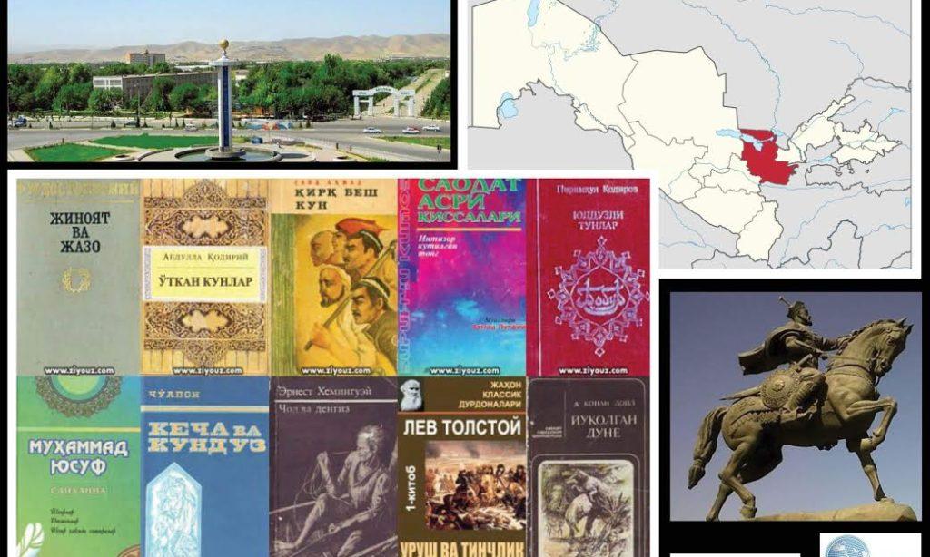 Cizzah'ta Kitap Aşığı Başkan