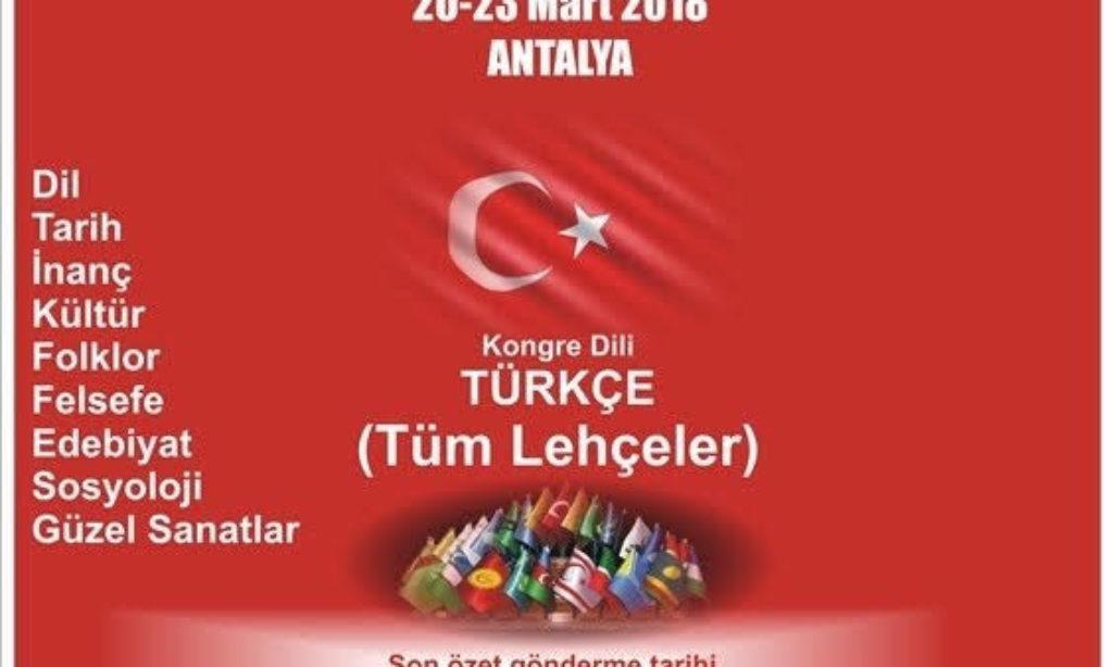Türk Dünyası Dede Korkut Sempozyumunda Buluşuyor