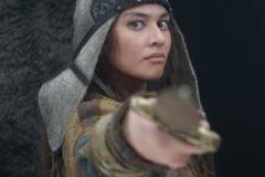 Efsanevi Kadın Hükümdar Tomris'in Filmi Çekiliyor