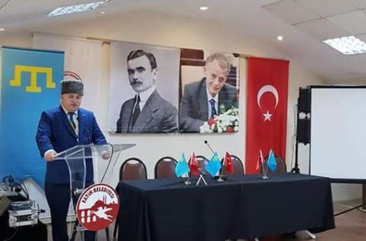 Kırım Halk Cumhuriyeti Uluslararası Sempozyumu