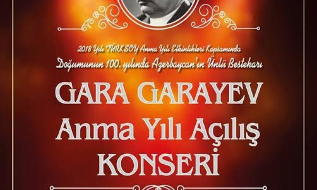 Gara Garayev'i Anma Yılı Konseri