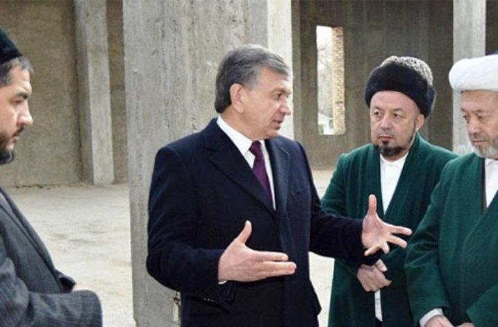 Taşkent'te Şeyh Muhammed S. Yusuf Camisi Açılacak