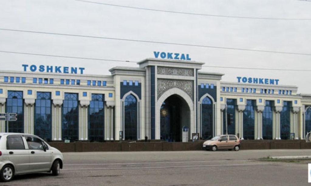 Özbekistan-Kırgızistan Tren Hattı Geri Dönüyor
