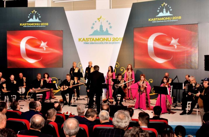 2018-Türk Dünyası Kültür Başkenti Tanıtıldı