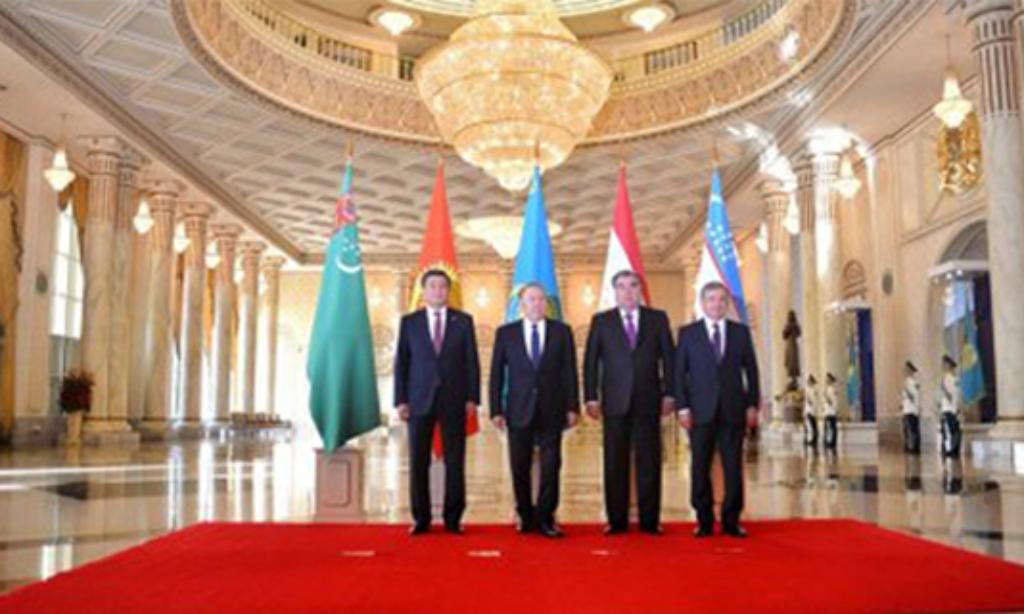Türkistan'da Liderler Zirvesi Gerçekleşti