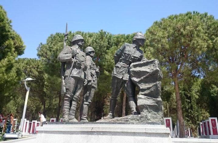 Türk Kanı Taşımak: Çanakkale Hatıraları