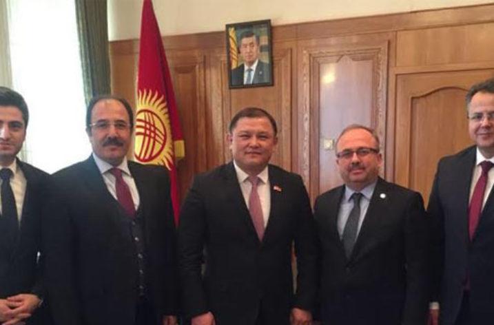 Türkiye – Kırgızistan Dostluğuna Yeni Bir Köprü
