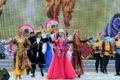 Astana'da Dombra Festivali