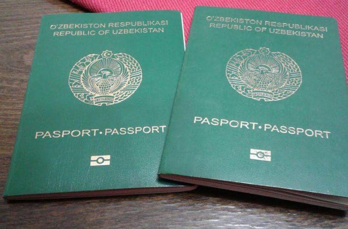 Taşkent'te Pasaport ile Birlikte Kimlik Kartları Verilecek