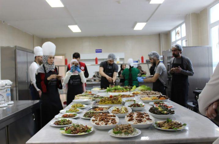 20 Ülkenin 20 Lezzeti Kültür Festivalinde Buluştu