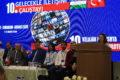 Geleceğin İletişimcileri Özbekistan'da Buluştu