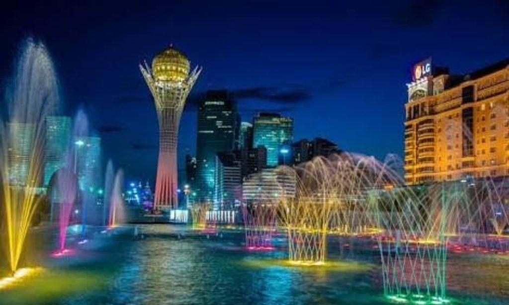 Başkent Astana 20 Yaşına Giriyor