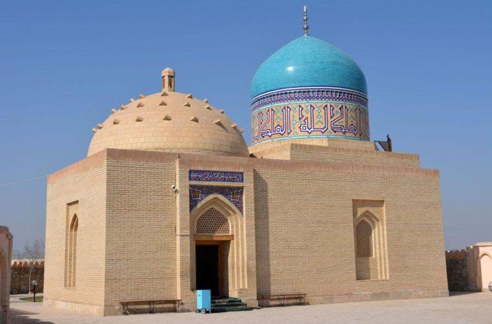 İslam'ın Yedi Mutasavvıfı Buhara'da