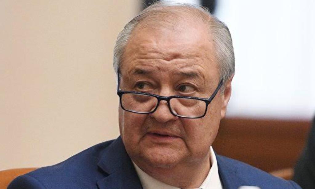 """Özbekistan Dışişleri Bakanı """"Primakov'un Okumaları"""" İçin Rusya'da"""