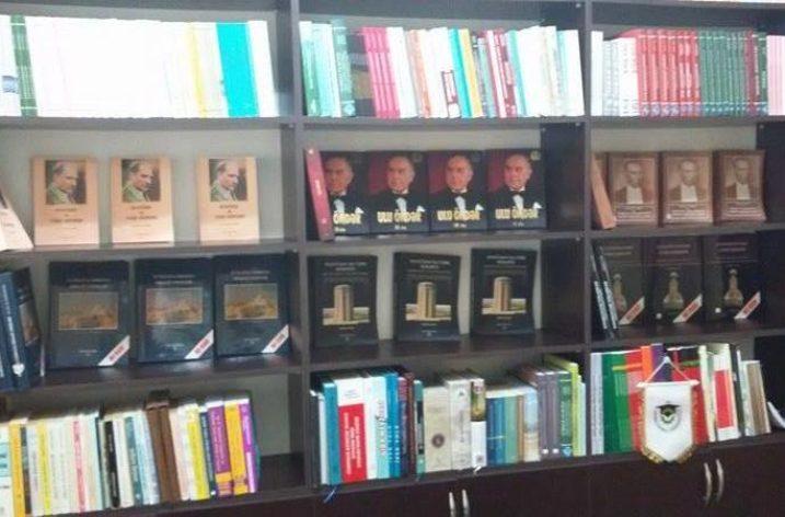 Gence'de Türk Dünyası Üniversitelerinin Koordinasyon Merkezi