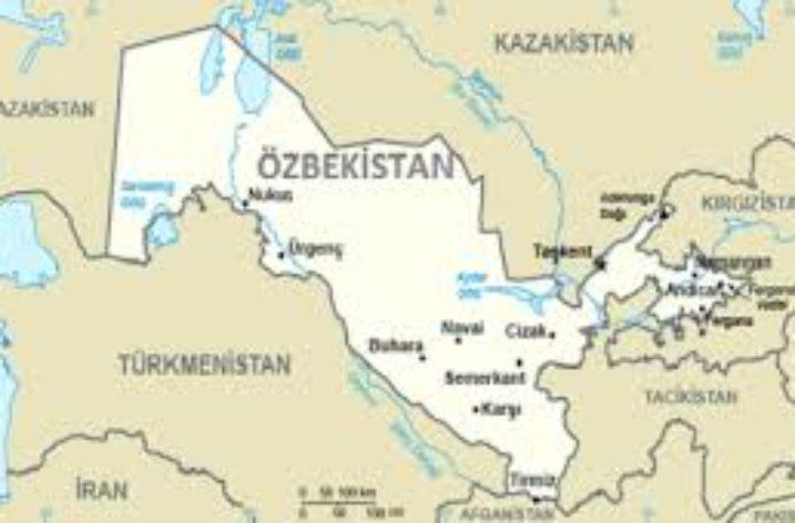 Özbekistan'ın İç Bölge Sınırları Yeniden Düzenlenecek