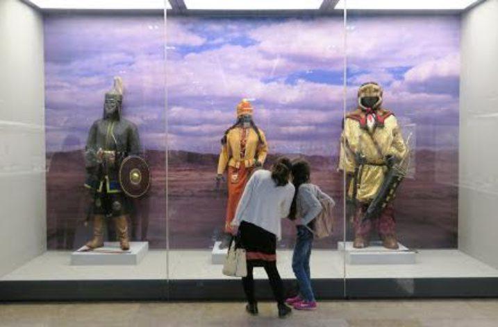 Kazakistan Milli Müzesine İlgi Büyüyor