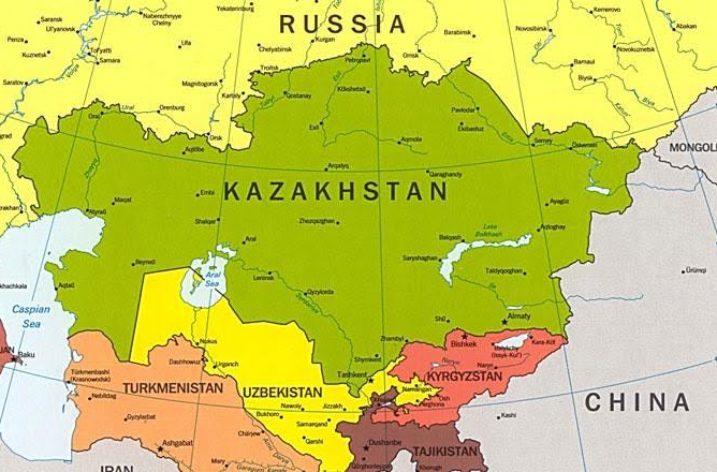 """Rus Haber Ajansı Regnum, Orta Asya'yı """"Türkistan"""" Olarak Tanımlayacak"""