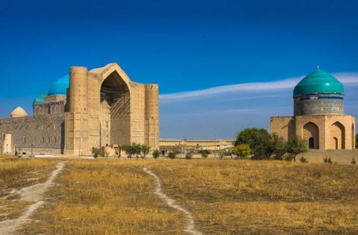Kazakistan'da Türkistan Bölgesi Kuruldu