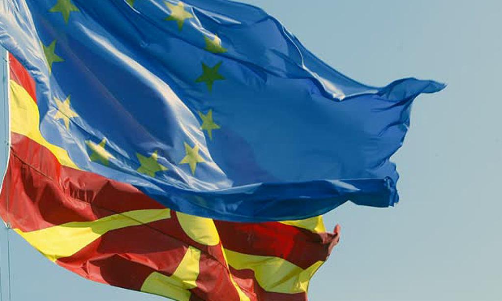 AB Makedonya ile Müzakerelere Tarih Verdi