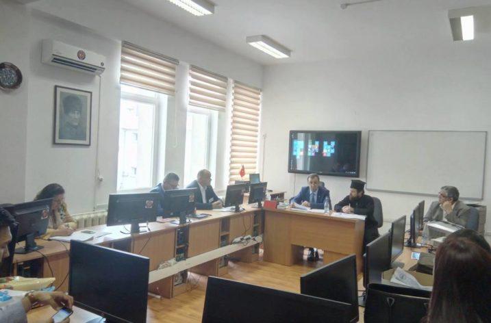 """Köstence Ovidius Üniversitesinde """"Dünyada Türk Dili"""" Konferansı Düzenlendi"""