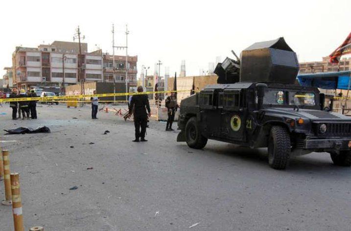 Irak Türkmenlerinin Şehri Kerkük'e Bombalı Saldırı