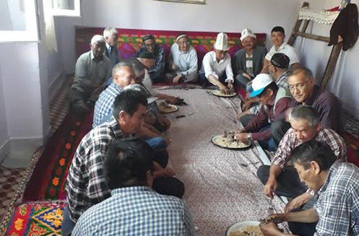 Pamir Dağlarından Van'a Yerleşen Kırgızlar
