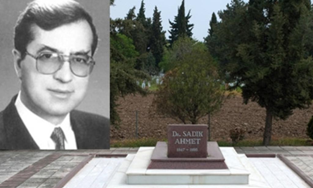 Dr. Sadık Ahmet'in Batı Trakya Azınlığına Bıraktığı Vasiyet