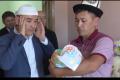 Bişkekli bebeğe Erdoğan adı verildi