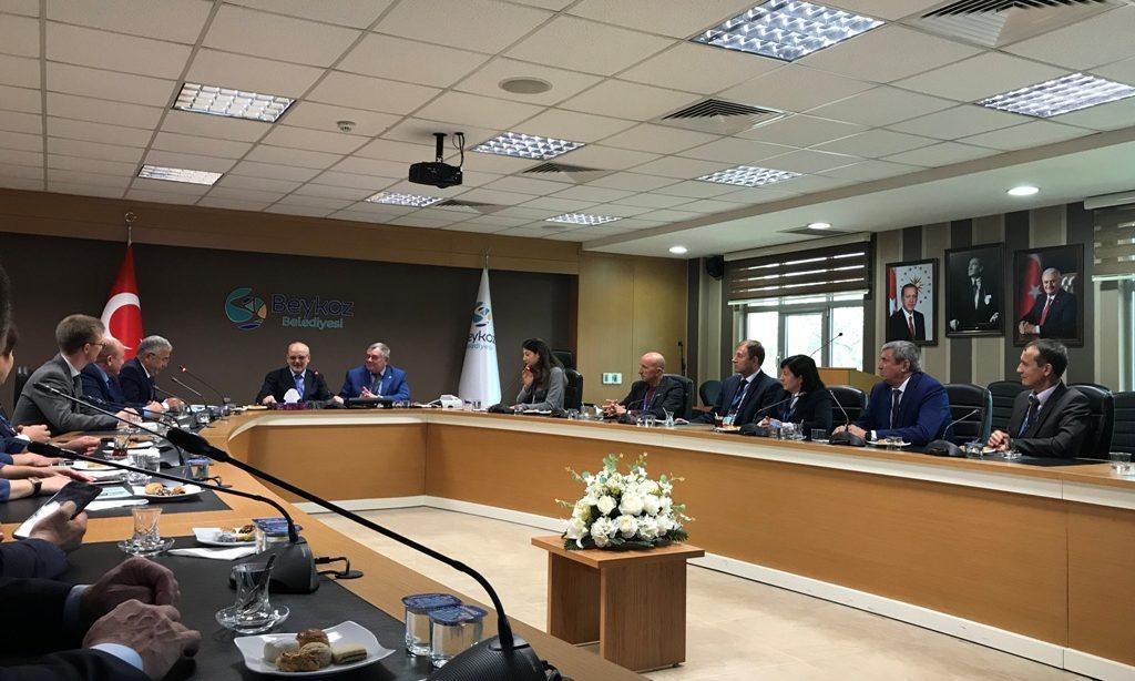 TDBB Tataristan Üye Belediyeler Tecrübe Paylaşımı Bursa ve İstanbul'da yapıldı
