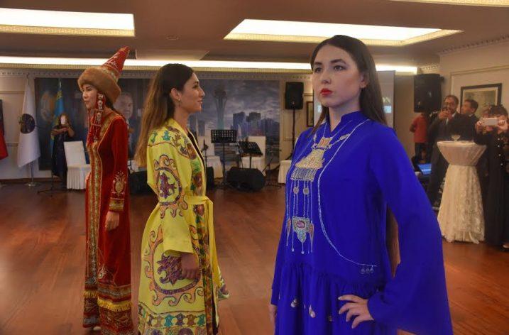 Ankara'da KÖKTUĞ Kazak Kültür Derneği