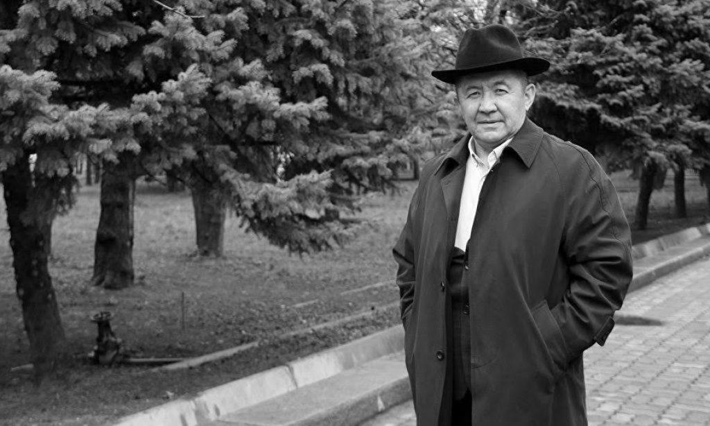Kırgız Kültür Bakanı ve usta gazeteci Sultan Cumagulov vefat etti