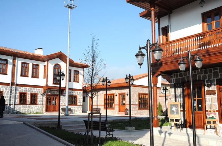 Hamamönü ve Geleneksel Türk Sanatları…