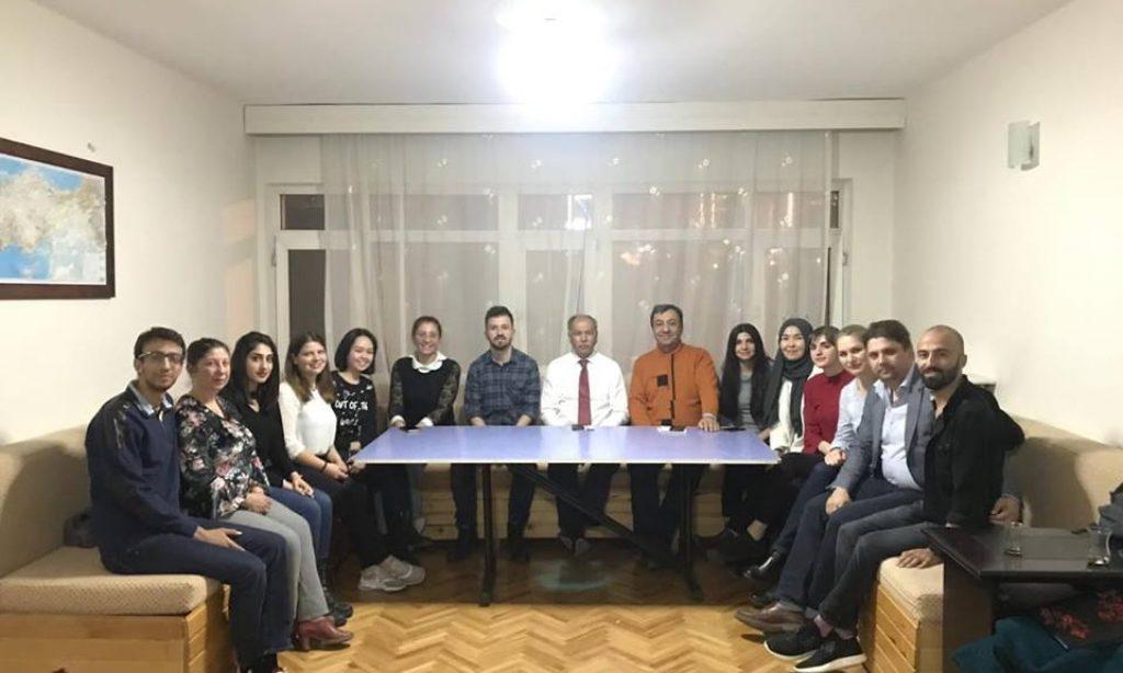 """Kaplan: """"Öğrenci Projesi Türkiye'nin en büyük insani projesidir"""""""