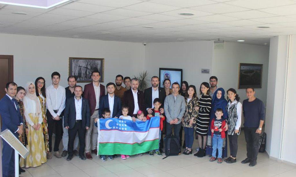 Kocaeli'de Özbek Dili'nin 29. yıl dönümü kutlandı